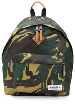 Eastpak Nyla camouflage-print backpack