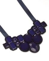 Multi-Shape Stone Necklace