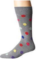 Paul Smith Polka Socks Men's Quarter Length Socks Shoes