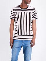 Diesel T-edwin cotton-jersey T-shirt