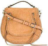 Rebecca Minkoff saddle crossbody bag - women - Leather - One Size