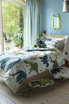 Catherine Lansfield Kids Dino Single Quiltset Multicoloured
