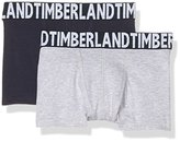 Timberland Boy's T27063 Set of 2 Boxer Shorts