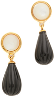 Lizzie Fortunato Agate Drop Earrings