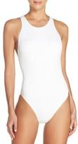 Vince Camuto Women's Cutout One-Piece Swimsuit