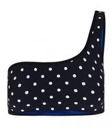 Stella-McCartney-Swimwear Ready to Wear Print One Shoulder