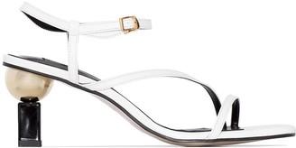 YUUL YIE Sofia 70mm sandals