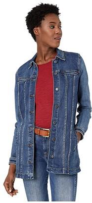 FDJ French Dressing Jeans Long Denim Jacket