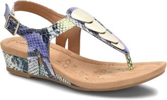 Comfortiva Thong Sandals - Summit