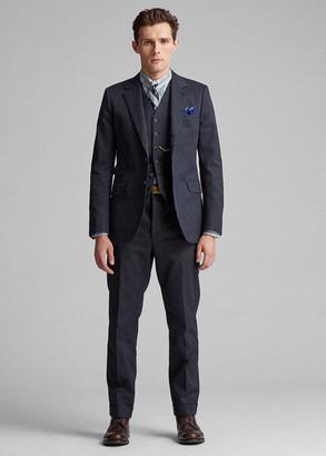 Ralph Lauren Pinstripe Suit Jacket