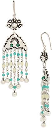 Isabel Marant Beaded Chandelier Earrings