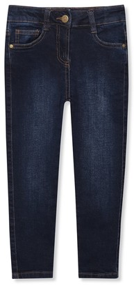 M&Co Blue skinny jeans (3-12yrs)