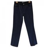 Miu Miu Embroidered Jeans