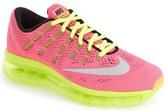 Nike 'Air Max 2016' Running Shoe (Big Kid)