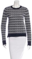 A.L.C. Anchor Crew Neck Sweater