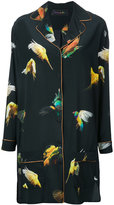 Romance Was Born 'Budgie' pyjama dress - women - Silk - 12
