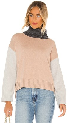 Michael Stars Daria Turtleneck Sweater