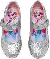 H&M Glittery Dress-up Shoes - Silver-colored/Frozen - Kids