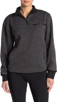 Rip Curl Antiseries Modular Quarter Zip Sweater