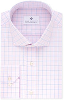Ryan Seacrest Distinction Ryan Seacrest DistinctionTM Men's Slim-Fit Non-Iron Orchid Check Dress Shirt, Only at Macy's