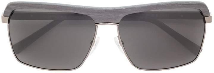 4ce82340cb27f Mens Wide Bridge Sunglasses - ShopStyle UK