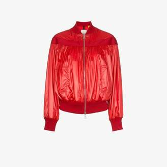 Moncler Genius nassau zip-up bomber jacket