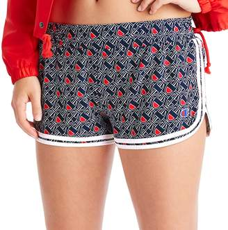 Champion Women's Varsity Shorts