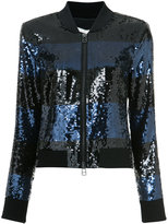 Veronica Beard sequin embellished jacket