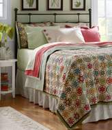 L.L. Bean L.L.Bean Blooming Circles Quilt Collection