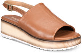 Kelsi Dagger Brooklyn Dumont Flatform Sandals