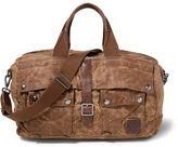 Polo Ralph Lauren Waxed Canvas Duffel Bag
