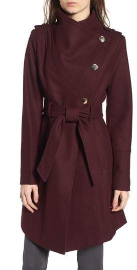 GUESS Wrap Trench Coat