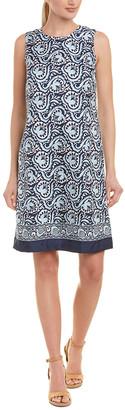 J.Mclaughlin Silk Shift Dress