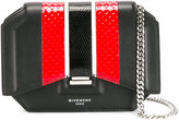 Givenchy mini Bow Cut crossbody bag - women - Python Skin - One Size