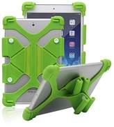 """Tsmine 10.1"""" Tablet Silicone Shockproof case -Universal Elastic Stand Soft Skin Cover"""