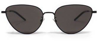 Saint Laurent Eyewear Teardrop Sunglasses