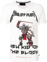 Philipp Plein New Kid on the Block T-shirt