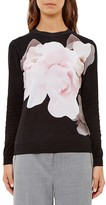 Ted Baker Porcelain Rose Sweater