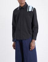 Craig Green Sash-detailed loose-fit cotton shirt