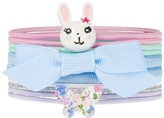 Accessorize Billie Bunny Character Hair Pony Pack