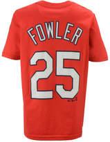 Majestic Dexter Fowler St. Louis Cardinals Official Player T-Shirt, Big Boys (8-20)