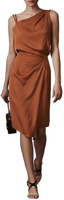 Reiss Ostia Drape Athenian Dress