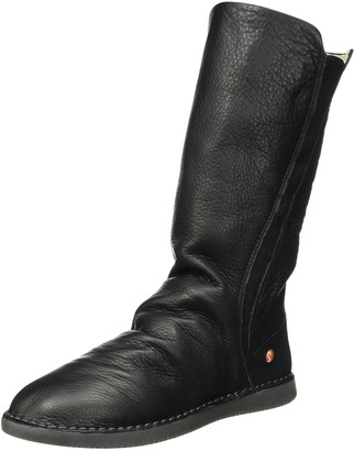 Softinos Women's Teya328sof Smooth Leather Boots