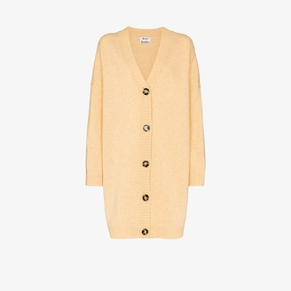 Acne Studios Oversized Wool Cardigan