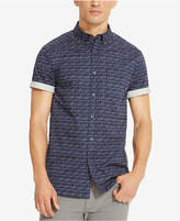 Kenneth Cole Reaction Men's Gravel-Print Shirt