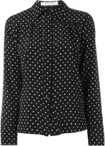 See by Chloe small flower print shirt