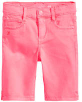 Celebrity Pink Twill Bermuda Shorts, Toddler Girls