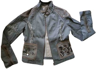 Maliparmi Multicolour Leather Jackets