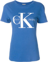 CK Calvin Klein logo T-shirt