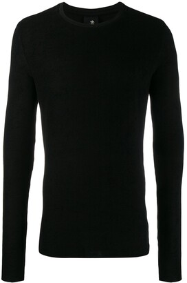 Thom Krom Long-Sleeve Fitted Sweater